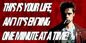 Tyler Durden Bumper Sticker