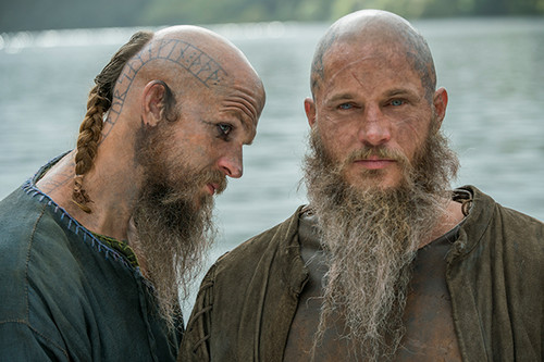 Vikings (TV Series) پیپر وال entitled Vikings (4x11) promotional picture