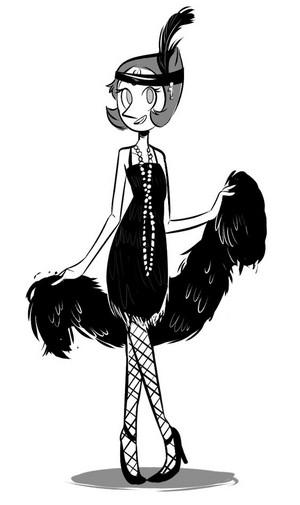 Vintage Girl @-@