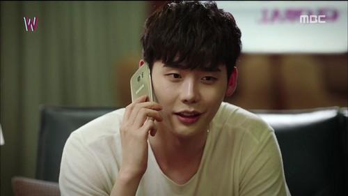 Korean Dramas پیپر وال entitled W - Two Worlds
