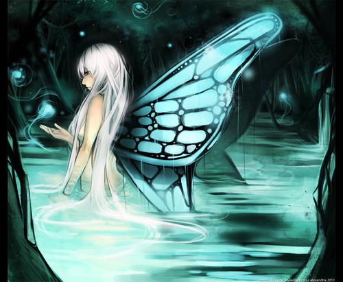 water fairy wallpaper beautiful - photo #38