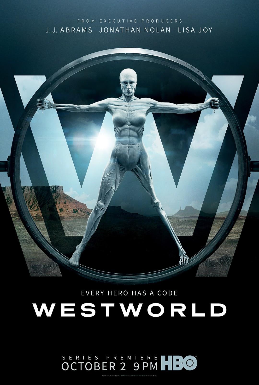 Westworld - Season 1 Poster