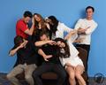 With Teen Wolf Cast - daniel-sharman photo