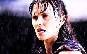 Xena Warrior Princess fondo de pantalla