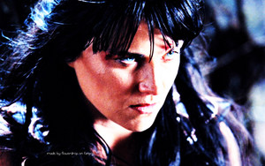 Xena Warrior Princess fondo de pantalla