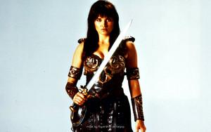 Xena Warrior Princess wallpaper
