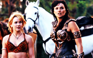 Xena Warrior Princess hình nền