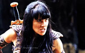 Xena Warrior Princess Обои