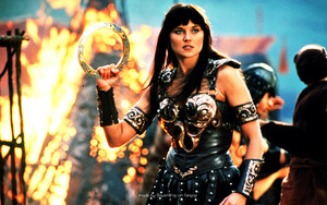 Xena Warrior Princess वॉलपेपर