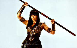 Xena Warrior Princess 바탕화면