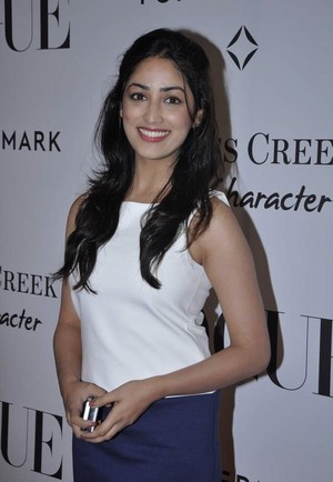 Yami Gautam for Vogue