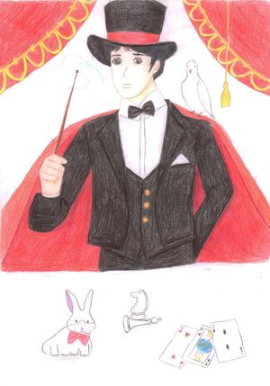 Yang the Magician:)