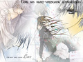 Zero/Yuuki Wallpaper - The Pain In Loving - vampire-knight-yuki-zero wallpaper