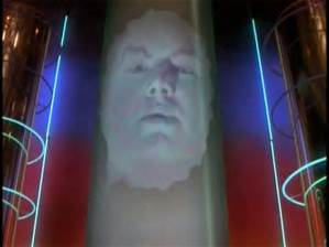 Mighty Morphin Power Rangers wallpaper entitled Zordon