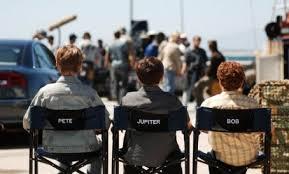 actors of pete, jupitar, and bob
