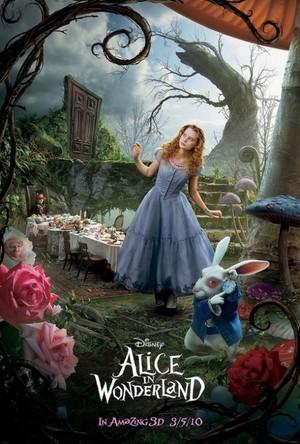 alice wonderland teaser poster 1