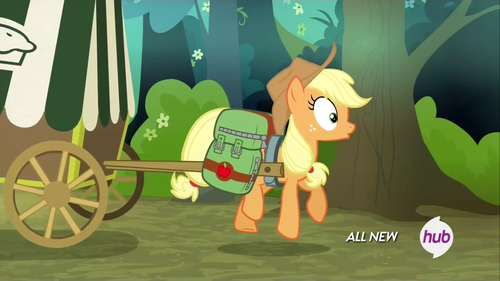 applejack My Little Pony: Friendship is Magic kertas dinding probably containing a sign entitled applejack