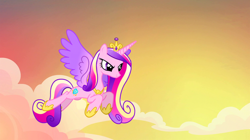 Princess Cadence wolpeyper called cadence