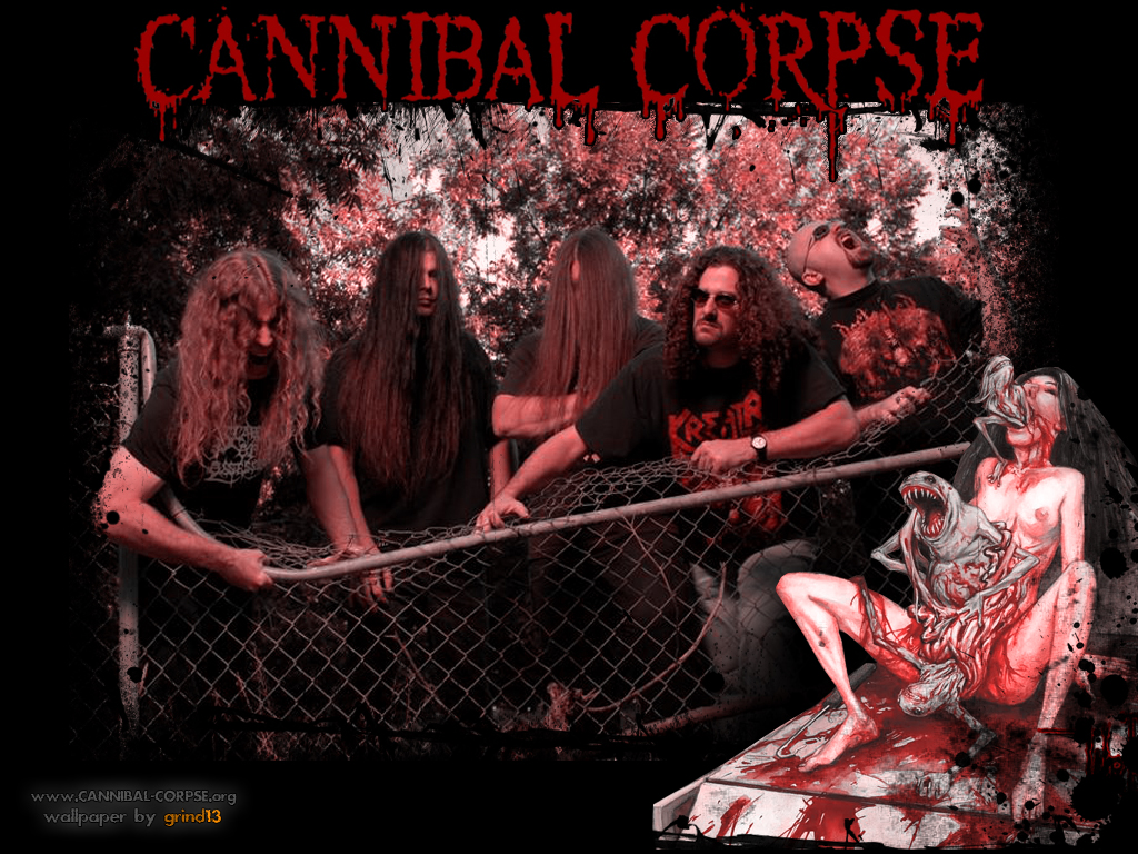 Cannibal Corpse Images Cannibal Corpse Hd Fond Décran And