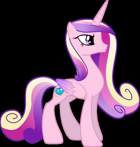 Princess Cadence fondo de pantalla called deceptive cadance