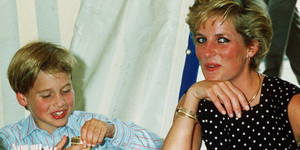 diana and william harry