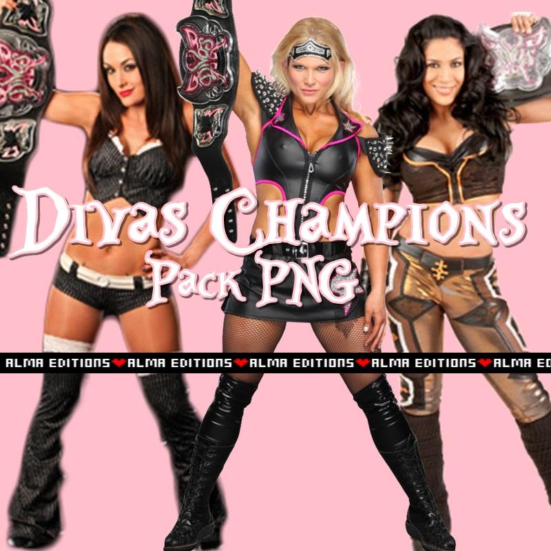 divas champions pack