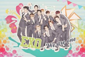 exo wallpaper por yupiholic por yupiholic d6qa8m3