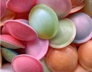 flying saucers candy