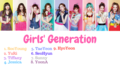 girls generation members - girls-generation-snsd photo
