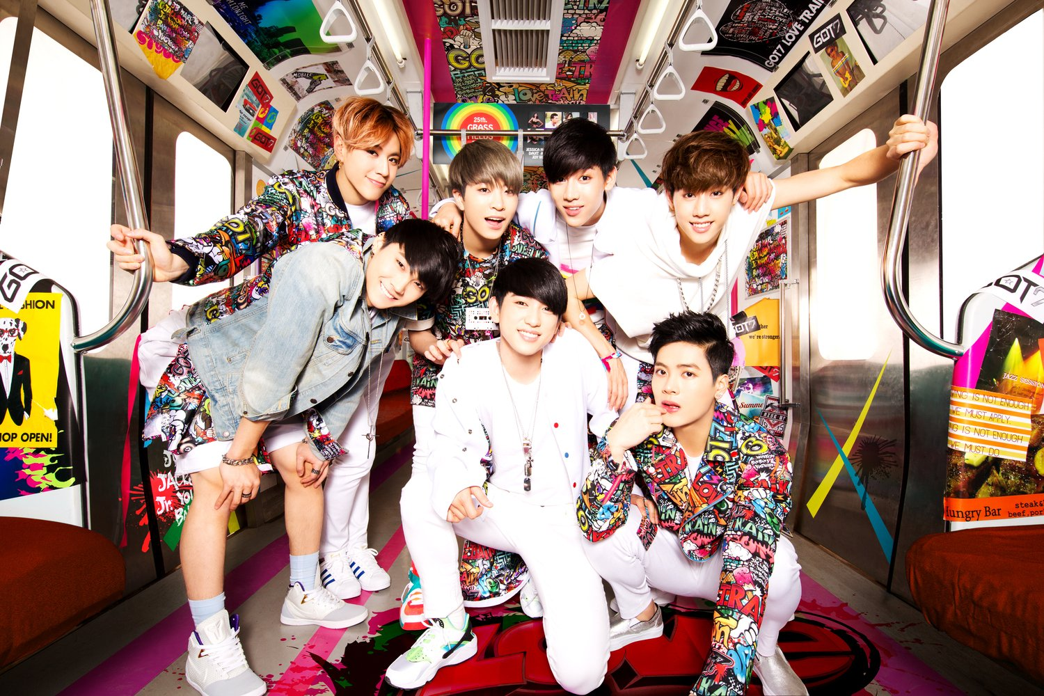 Got7 Images Got7 Hd Wallpaper And Background Photos 39815337