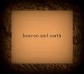 heaven ad earth