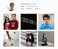 instagram aesthetics- farkle minkus
