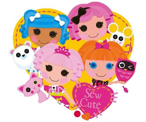 lalaloopsys images lalaloopsy sew cute wallpaper and