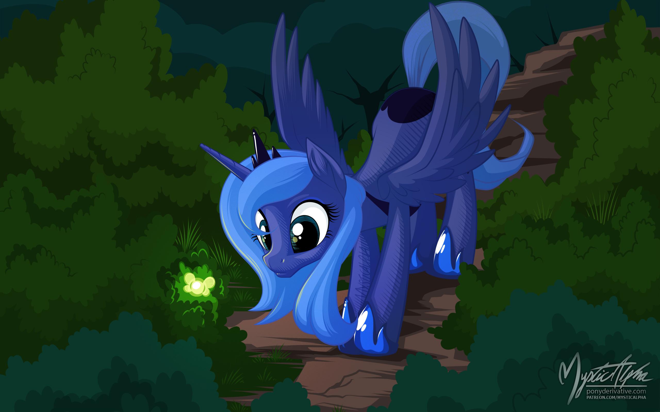 luna of the night