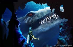 pliosaur cavern