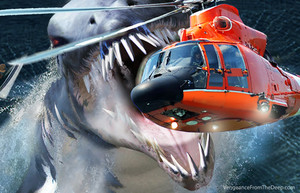 pliosaur chopper attack
