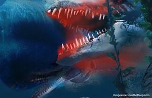 pliosaur ikan paus battle