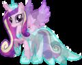 pofm  princess cadance - princess-cadence fan art