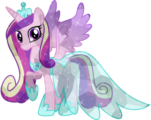 Princess Cadence wolpeyper titled pofm princess cadance