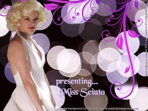 presenting... Miss Sciuto