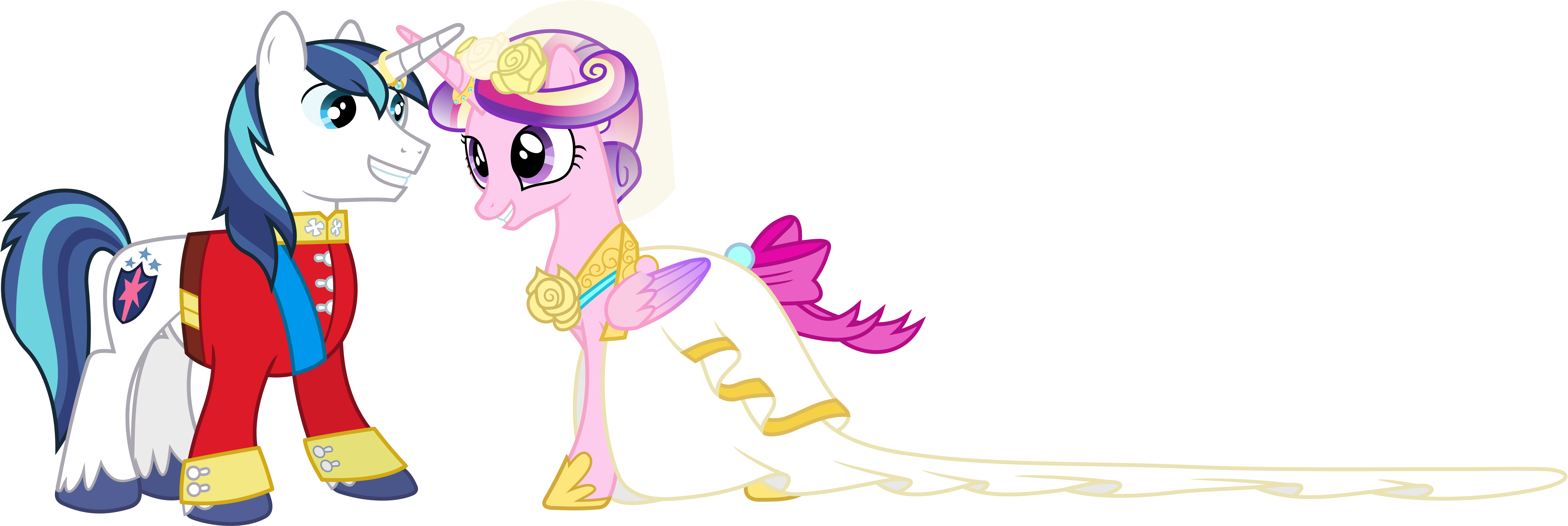 A Canterlot Wedding Images Princess Cadance And Shining Armour Dancing Hd Wallpaper Background Photos: Canterlot Wedding Cadence Dress Princess Wedding At Websimilar.org