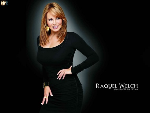 Raquel Welch wallpaper containing tights, a bustier, and a leotard called Raquel Welch