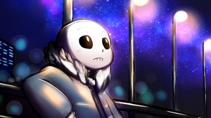 sans screen wallpaper undertale Favim.com 4094994