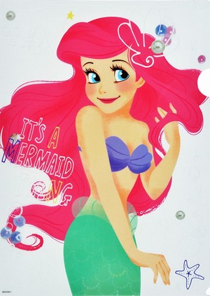 the Little Mermaid - Ariel