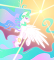 the empyrea - princess-celestia fan art