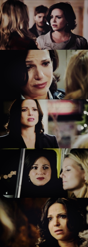 the way Regina looks at Emma