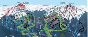 trailmap of whistler