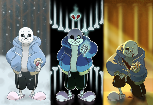 Sans (Undertale) Обои called undertale sans by rosemcclain d9lyko4