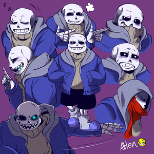 undertale sans06 by k125125123 d9h4ceq