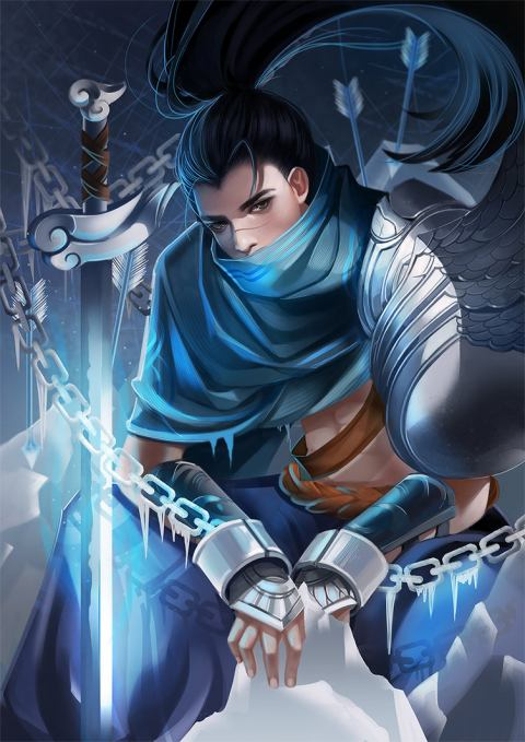 League Of Legends Images Yasuo Wallpaper And Background Photos